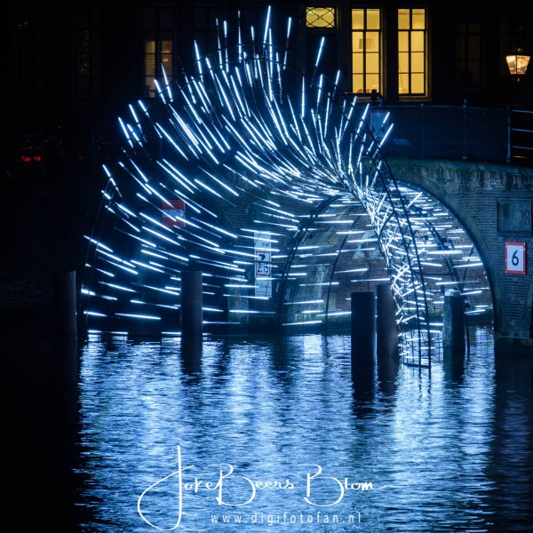 20-12-2017 154 Amsterdam Light Festival